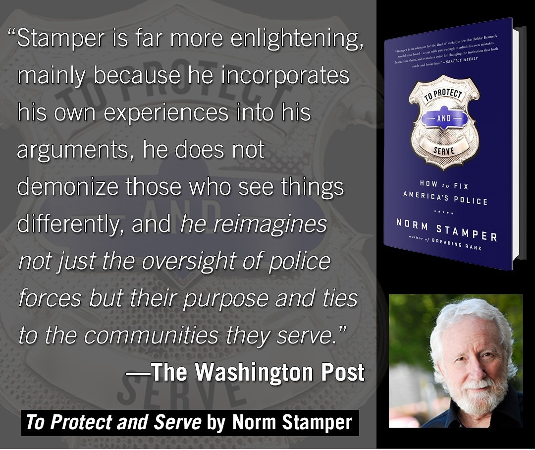 stamper to protect and serve