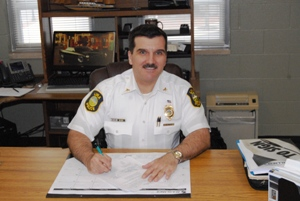 Chief Kevin Martin