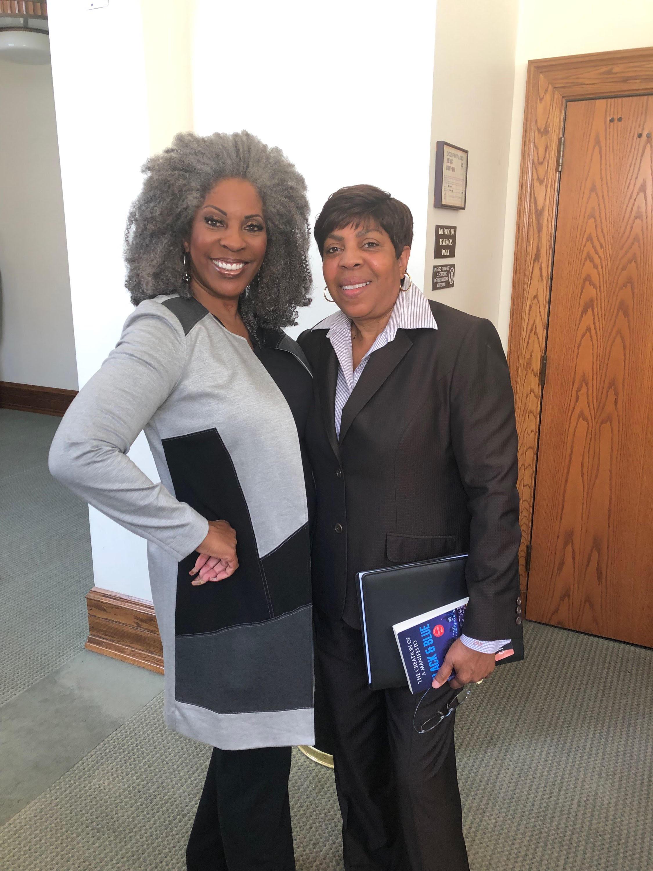 Cheryl Dorsey Yvette McDowell testify LA City Council Menthol Ban