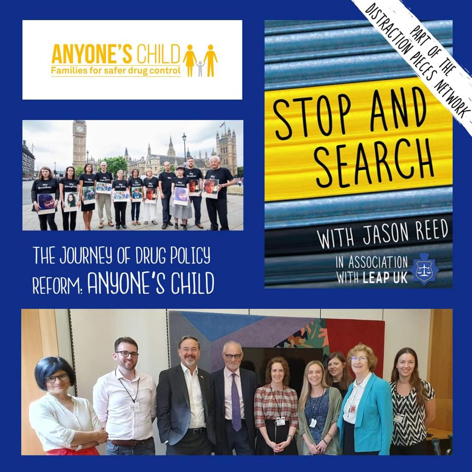 Stop and Search Podcast Anyone's Child